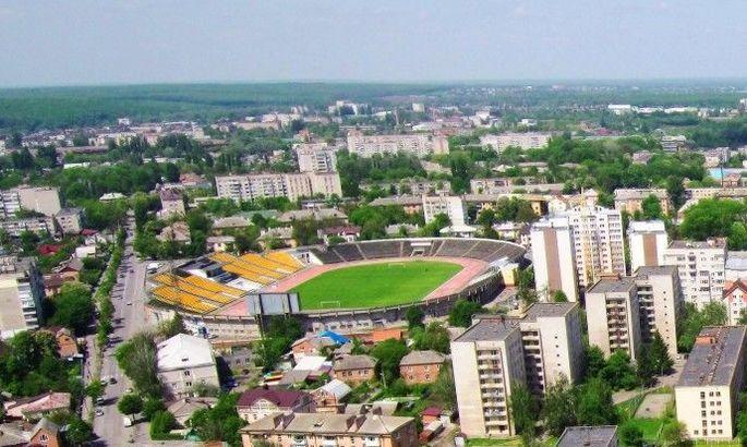 Центральный стадион Винницы отдали общественной организации