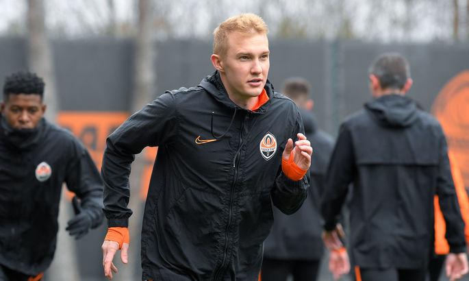 Коваленко: Хочется побыстрее вернуться к тренировкам