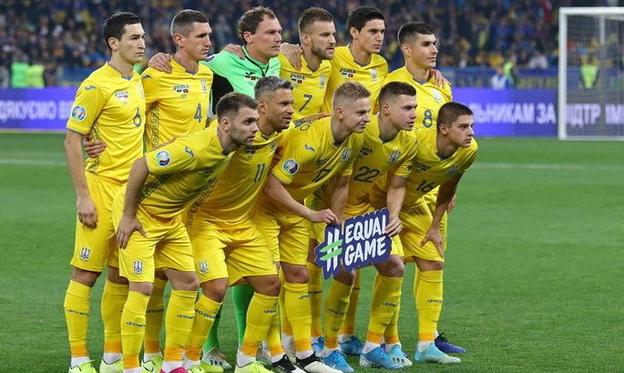 Transfermarkt обновил цены на национальные сборные команды. Украина - в топ-30