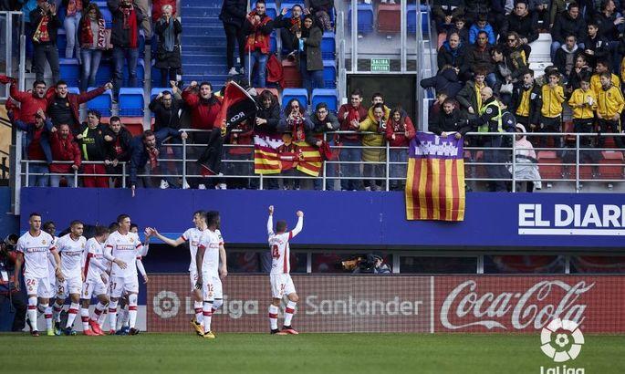 Примера. 27-й тур. Мальорка впервые побеждает в гостях, Атлетико и Севилья играют вничью - изображение 1