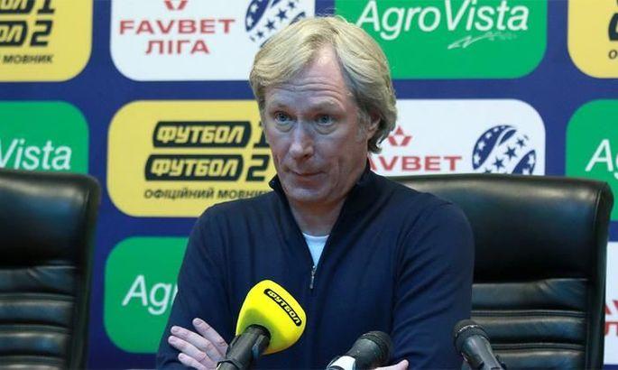 Олексій Михайличенко: Матч з Олександрією за своїм настроєм був схожий на кубковий