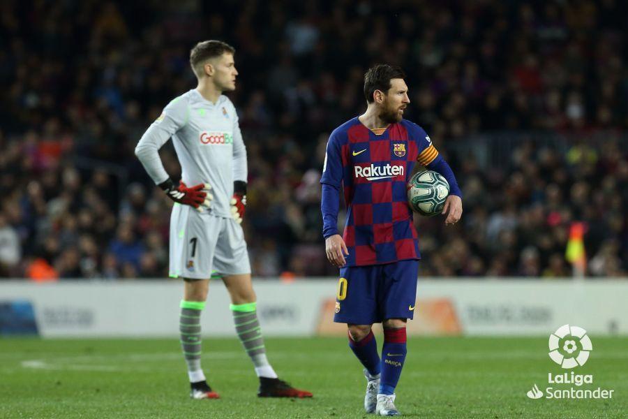 Прімера. 27-й тур. Барселона - Реал Сосьєдад 1:0. VAR на поміч, але не всім - изображение 1