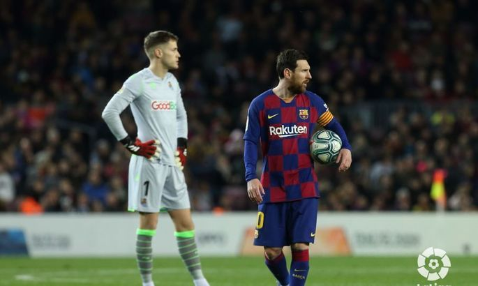 Перемога без родзинки. Барселона - Реал Сосьєдад 1:0. Огляд матчу та відео голів