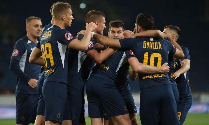 Днепр-1 - Мариуполь 3:0. Видеообзор матча