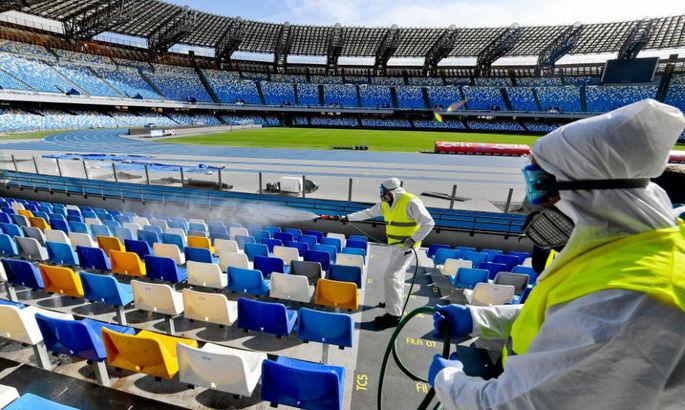 УПЛ и УАФ ведут переговоры с Кабмином, чтобы карантин выходного дня не касался футбола