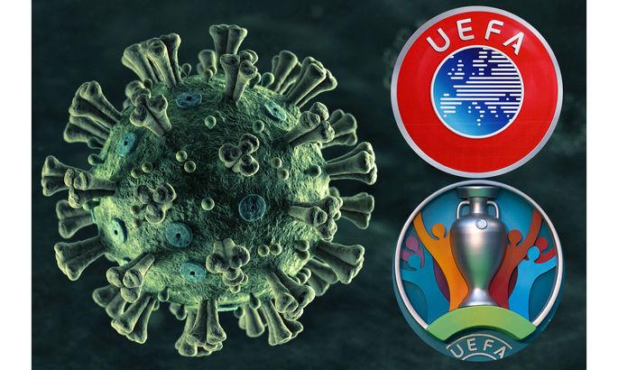 Associated Press: УЕФА просит правительства стран обеспечить проведение ЕВРО-2020