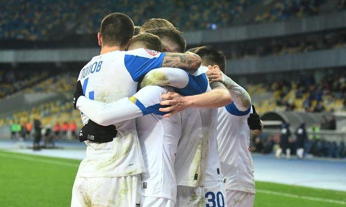 Динамо - Александрия 1:0. Видео гола и обзор матча