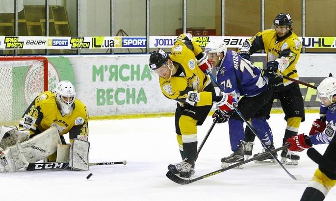 Ледяные Волки разгромно проиграли Донбассу в матче второго тура УХЛ