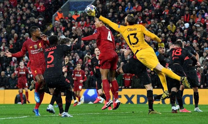 Ливерпуль – Атлетико 2:3. Видео голов и обзор матча