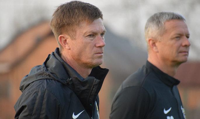 Максимов прокомментировал игру молодежи со Львовом. Тренер ожидал больше от 16-летнего Исенко