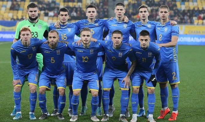 Ротань пригласил в лагерь молодежной сборной Украины 23 игрока