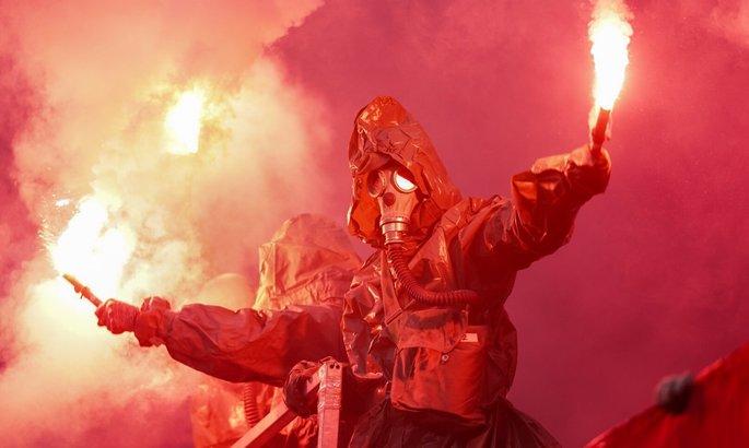 Динамо надеется провести домашний матч ЛЕ с Брюгге со зрителями
