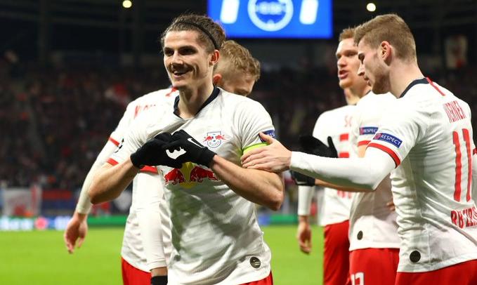 РБ Лейпциг и компания - объявлена команда недели Лиги Чемпионов