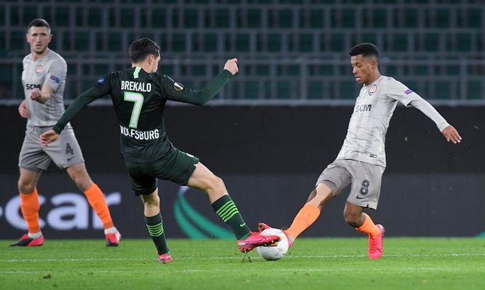 Хавбек Шахтера претендует на звание игрока недели в Лиге Европы