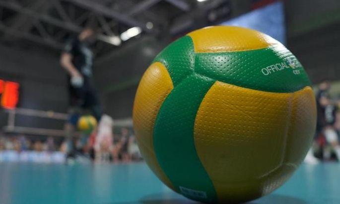 Сборная Украины по волейболу не допущена к финальной части Евро