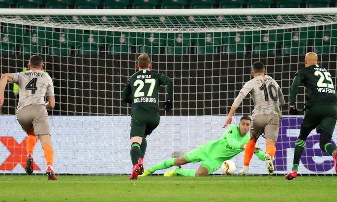 Шахтер не забил пенальти в еврокубках впервые с декабря 2011