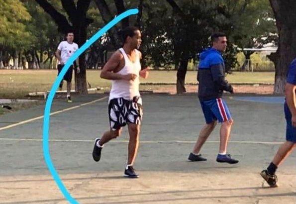 Как Роналдиньо стал футбольным королем парагвайской тюрьмы - изображение 3
