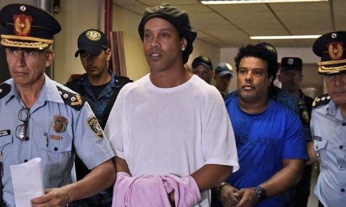 Как Роналдиньо стал футбольным королем парагвайской тюрьмы
