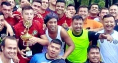 Как Роналдиньо стал футбольным королем парагвайской тюрьмы - изображение 4