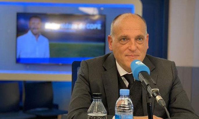 Шеф Ла Ліги висловився про можливість появи Мбаппе, Голанда і повернення Роналду