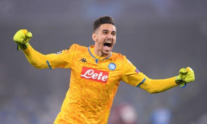 Милан нашел две возможные замены для основного голкипера