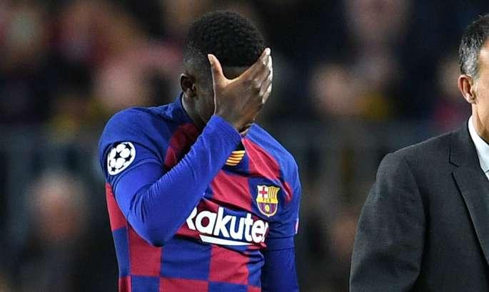 Терпець урвався? Барселона готова продати Дембеле цього літа