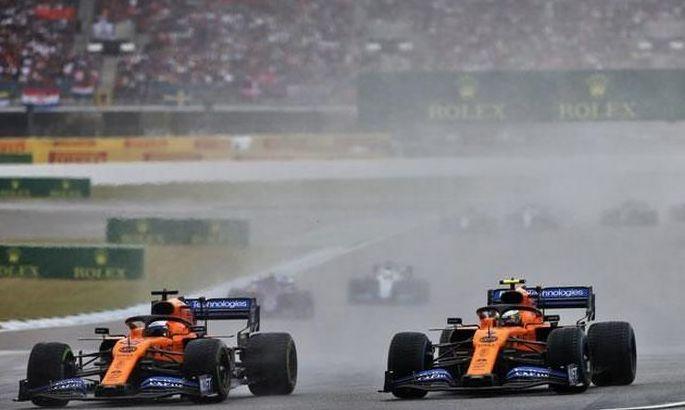 Великобритания примет три гонки Формулы-1