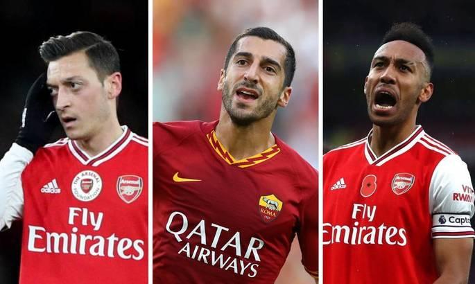 Список Артети: Арсенал влітку готовий попрощатися з шістьма гравцями
