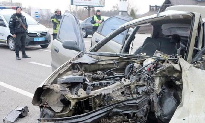 В ДТП погиб экс-боксер Украинских атаманов