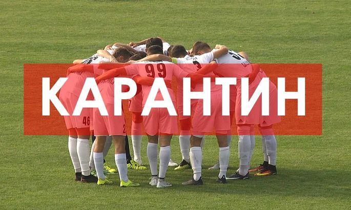 Балканы раздали футболистам индивидуальные программы