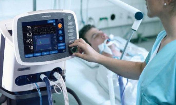 Александрия закупит для больниц города и области аппараты искусственной вентиляции легких