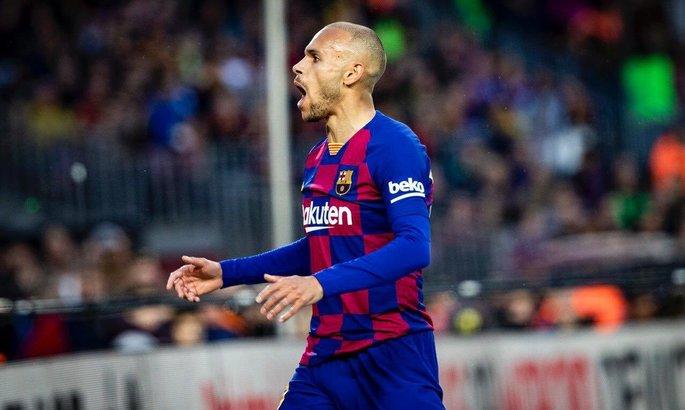 Сказка закончена: Барселона хочет продать Брайтвайта