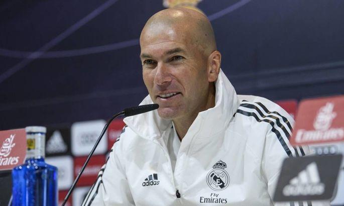 Незалежно від результатів сезону: Реал не збирається звільняти Зідана влітку
