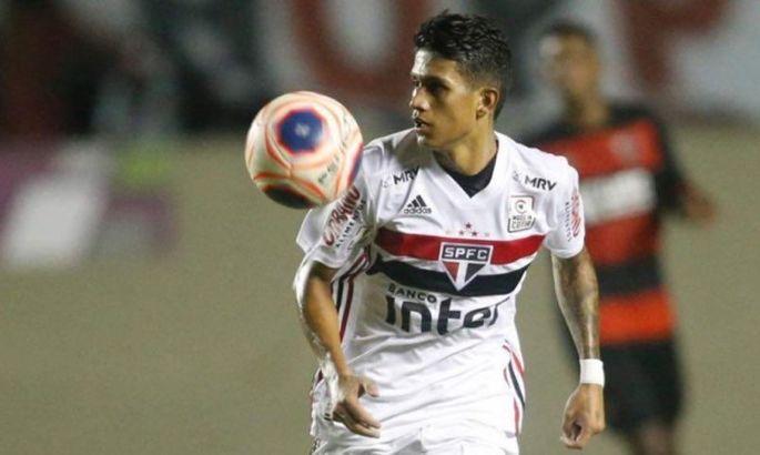 Sport.es: Барселона договорилась о трансфере 19-летнего форварда Сан-Паулу