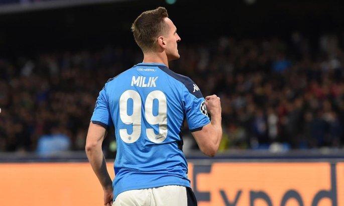 Милан хочет подписать форварда Наполи, если не сумеет удержать Ибрагимовича