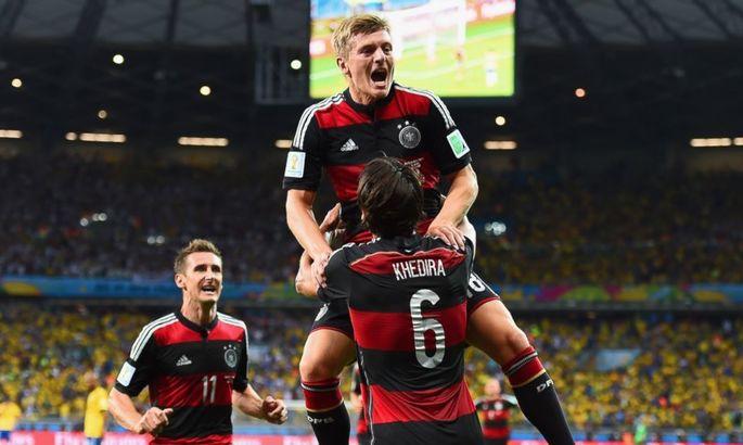 З архіву ФІФА. Бразилія - Німеччина 1:7
