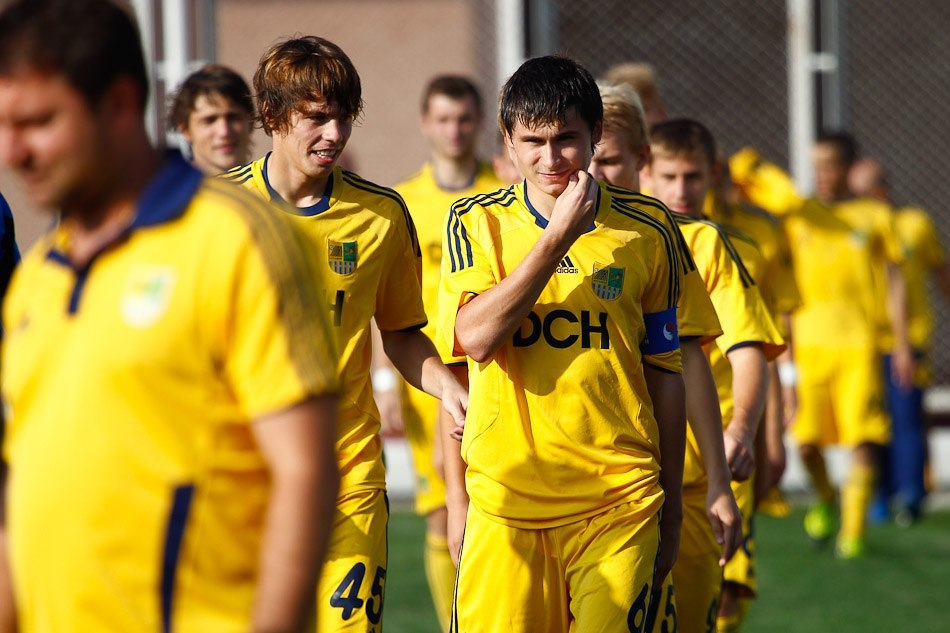 Так где всё-таки Радченко? Кого Маркевич называл дебилами в молодёжной команде Металлиста - изображение 2