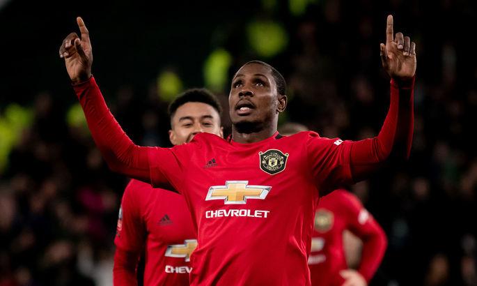 Игало объявил об уходе из Манчестер Юнайтед