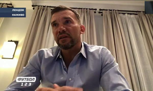 Шевченко рассказал о Мальдере и Тасотти в Италии