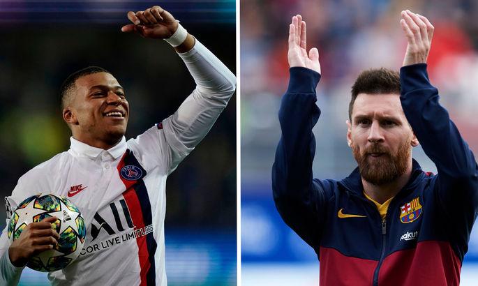 ТОП-10 самых дорогих футболистов мира по версии Transfermarkt – Месси опустился на 8-е место