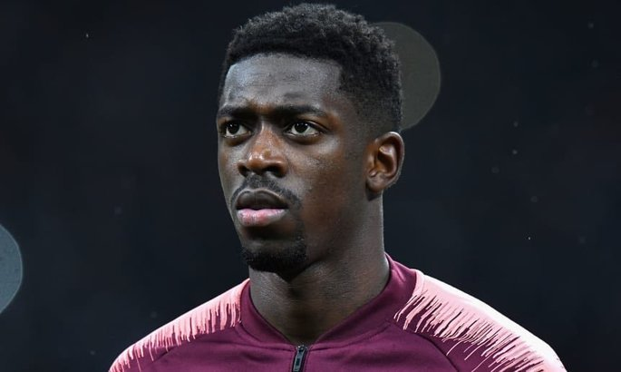 Барселона не будет продавать Дембеле, дав французу последний шанс