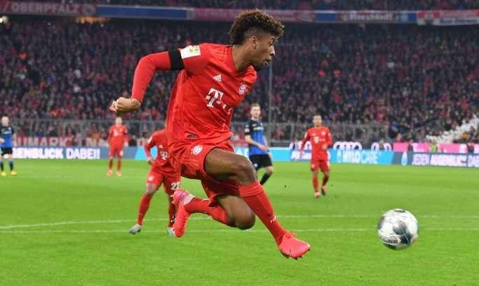 Баварія готова продовжити контракт з Команом