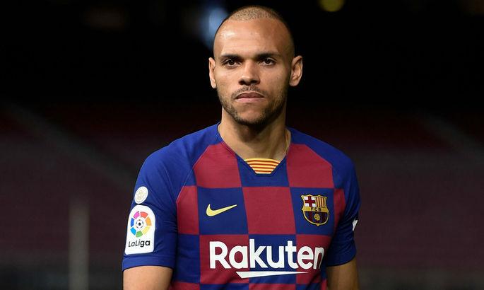 Барселона не продасть Брайвайта менш, ніж за 18 мільйонів