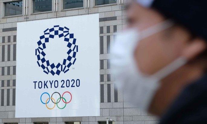 Олімпіада 2020 перенесена