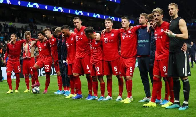 Игроки Баварии и Боруссии согласились пойти на понижение зарплат