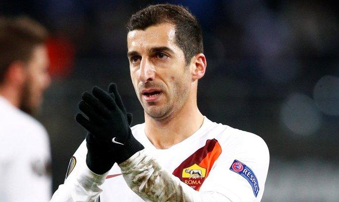 Рома намерена выкупить контракт Мхитаряна