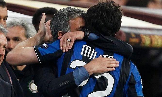 Милито: Моуриньо - один из лучших тренеров в истории