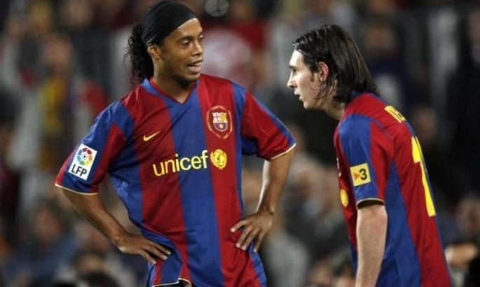 Роналлдиньо на вершине, Месси и Роналду в тройке - Transfermarkt назвал сборную самых дорогих игроков 2008