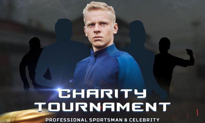 Зинченко присоединился к благотворительному турниру по Counter-Strike