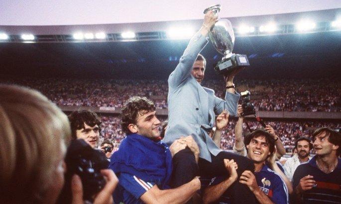 Помер Мішель Ідальго - він приводив збірну Франції до перемоги на Євро-1984